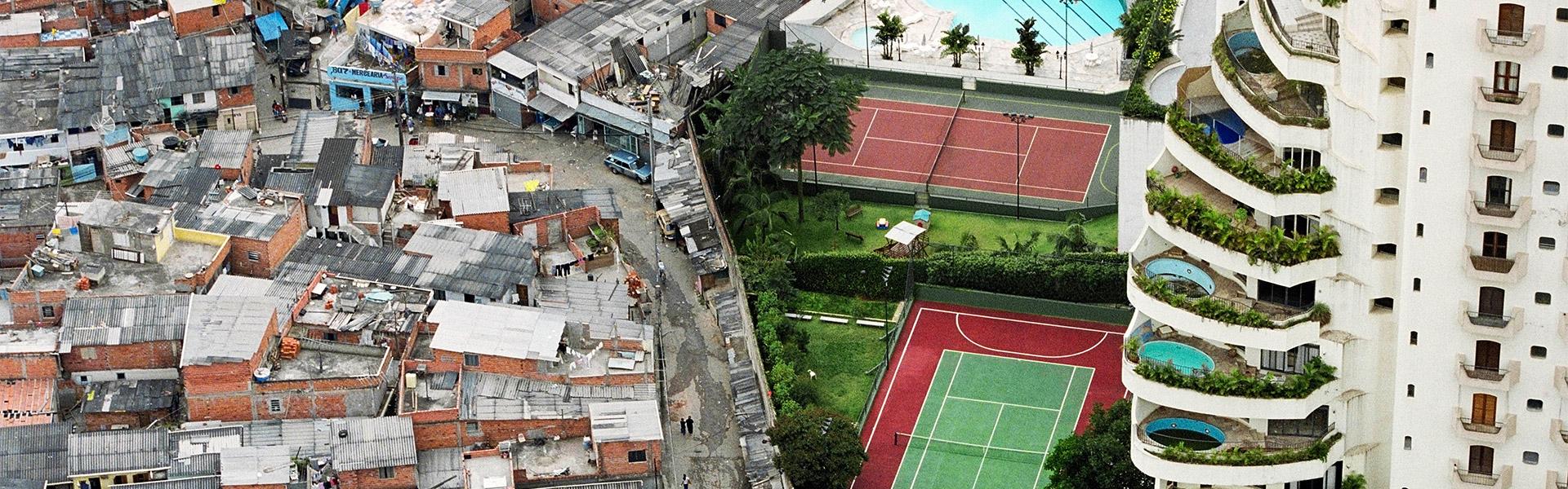 Unequality Scene